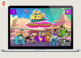 Cartoon Network OKKO