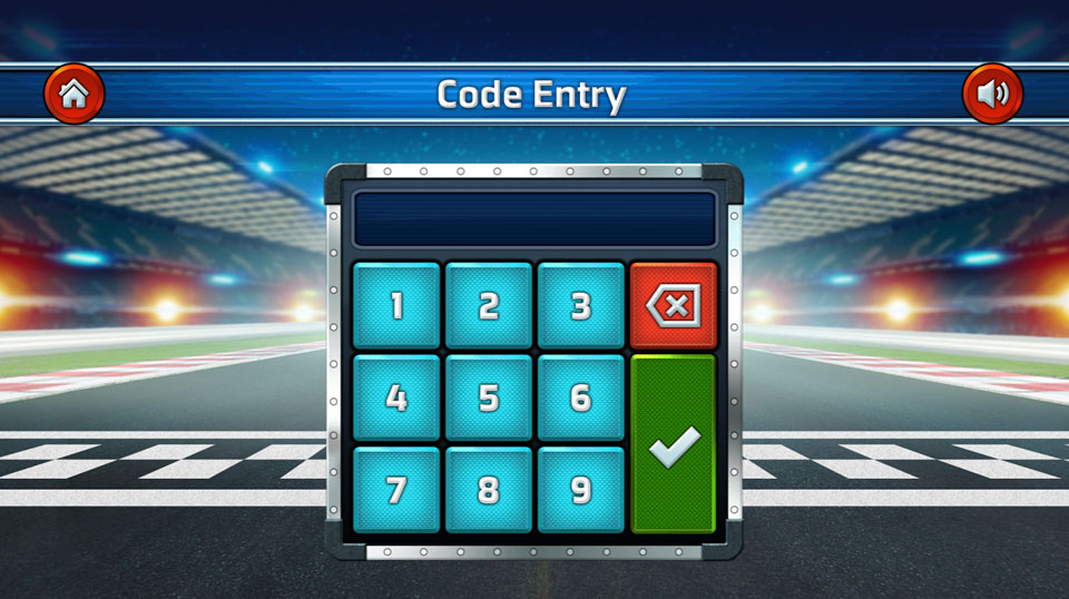 Disney Cars Lightning Speed codeunlocking