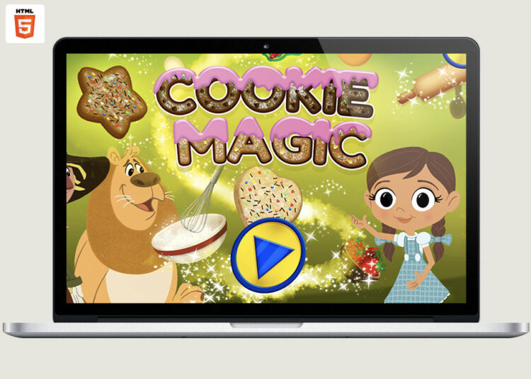 Dorothy Wizard of Oz Cookie Magic