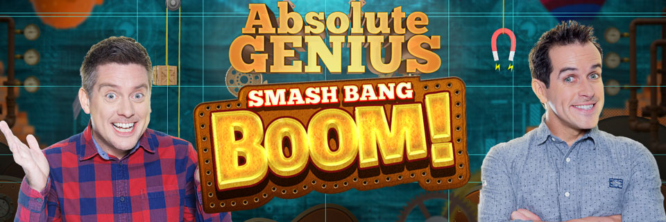 Absolute Genius Smash Bang Boom!