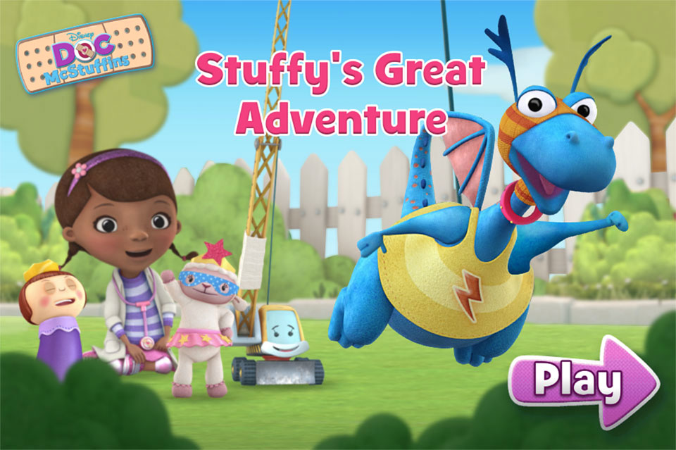 Stuffys Great Adventure