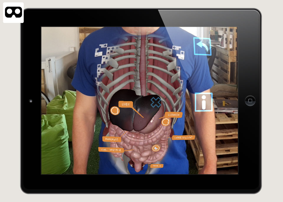 Virtuali Tee Augmented Reality App Playerthree And Curiscope