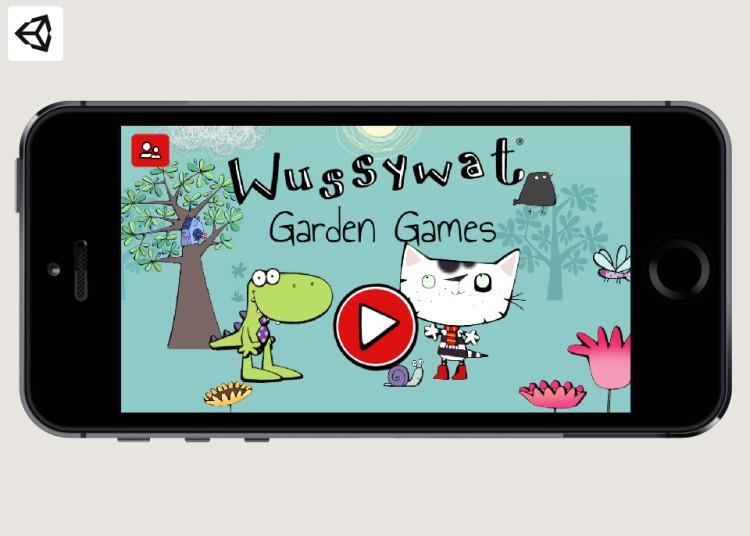 Wussywat Garden Games
