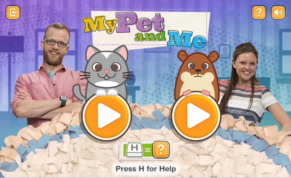 My Pet and Me - Home