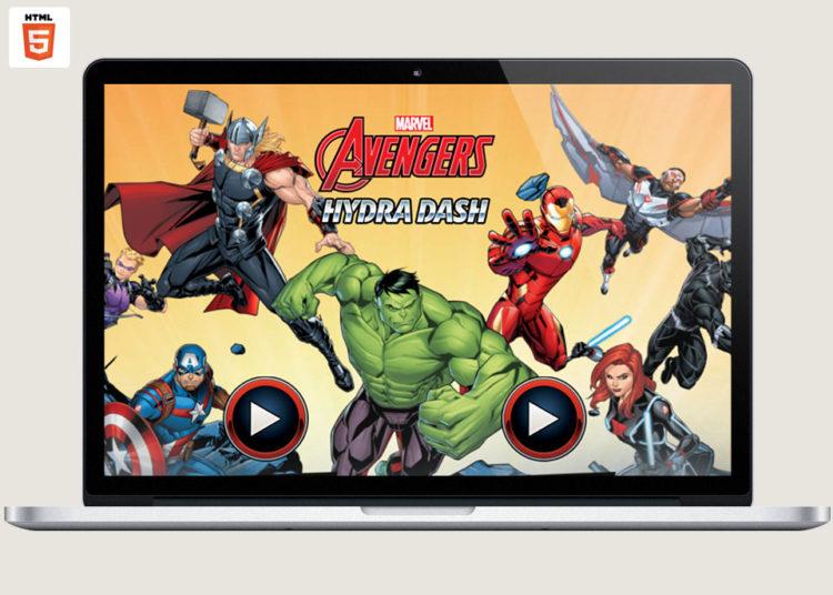 Marvel Avengers Hydra Dash