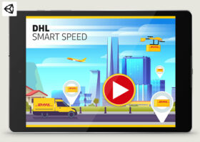 DHL Smart Speed game