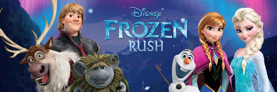 Disney Frozen Rush