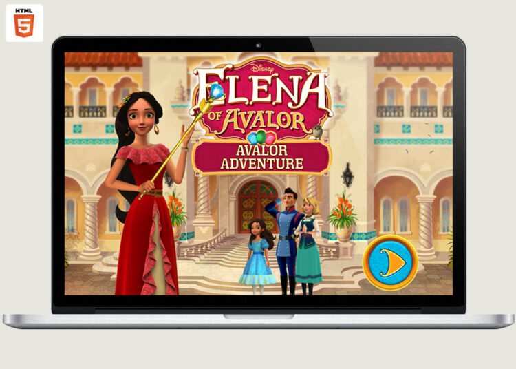 Elena Avalor Adventure Game