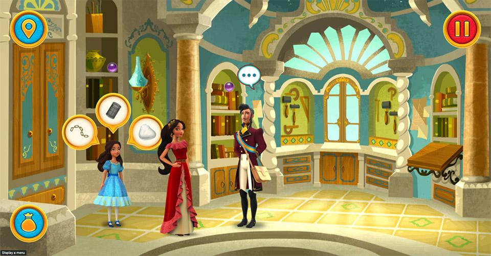 Elena Avalor Adventure Game