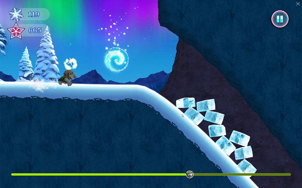Disney Frozen Rush Playerthree