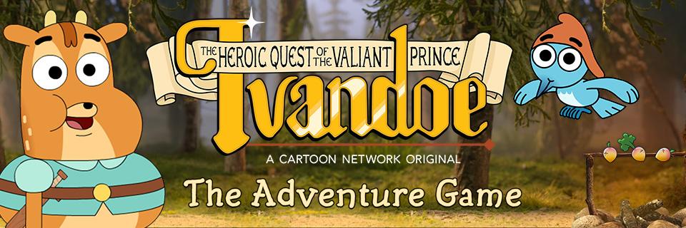 Ivandoe the Adventure Game