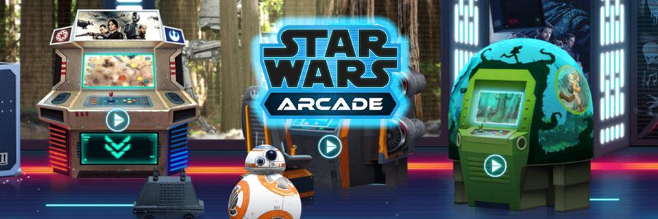 Star Wars Arcade 2