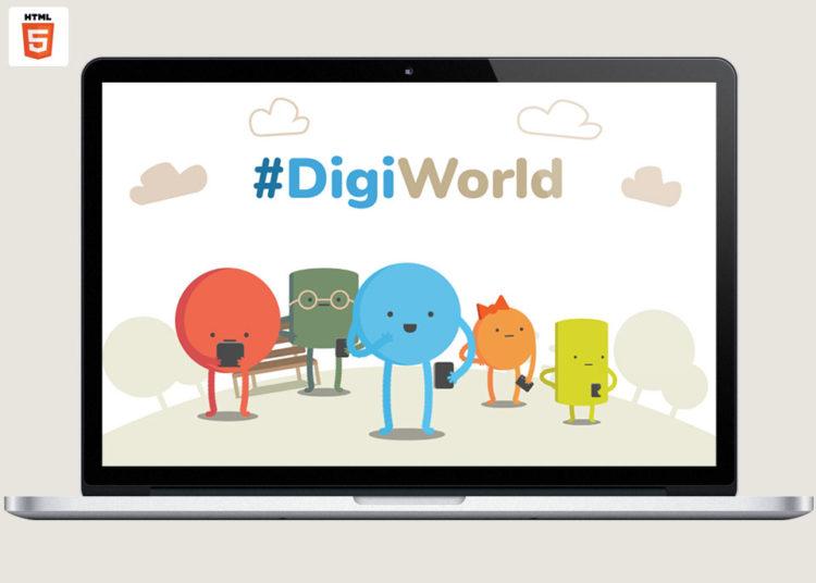 Telenor Digiworld ParentZone by Playerthree